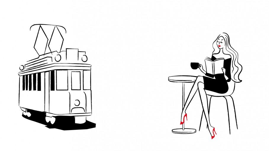 Erklärvideo - Illustration textzeichnerin