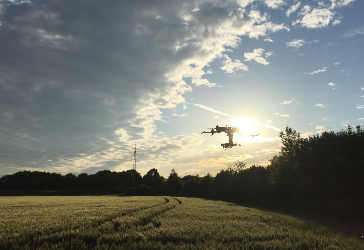 Imagefilm Drohne