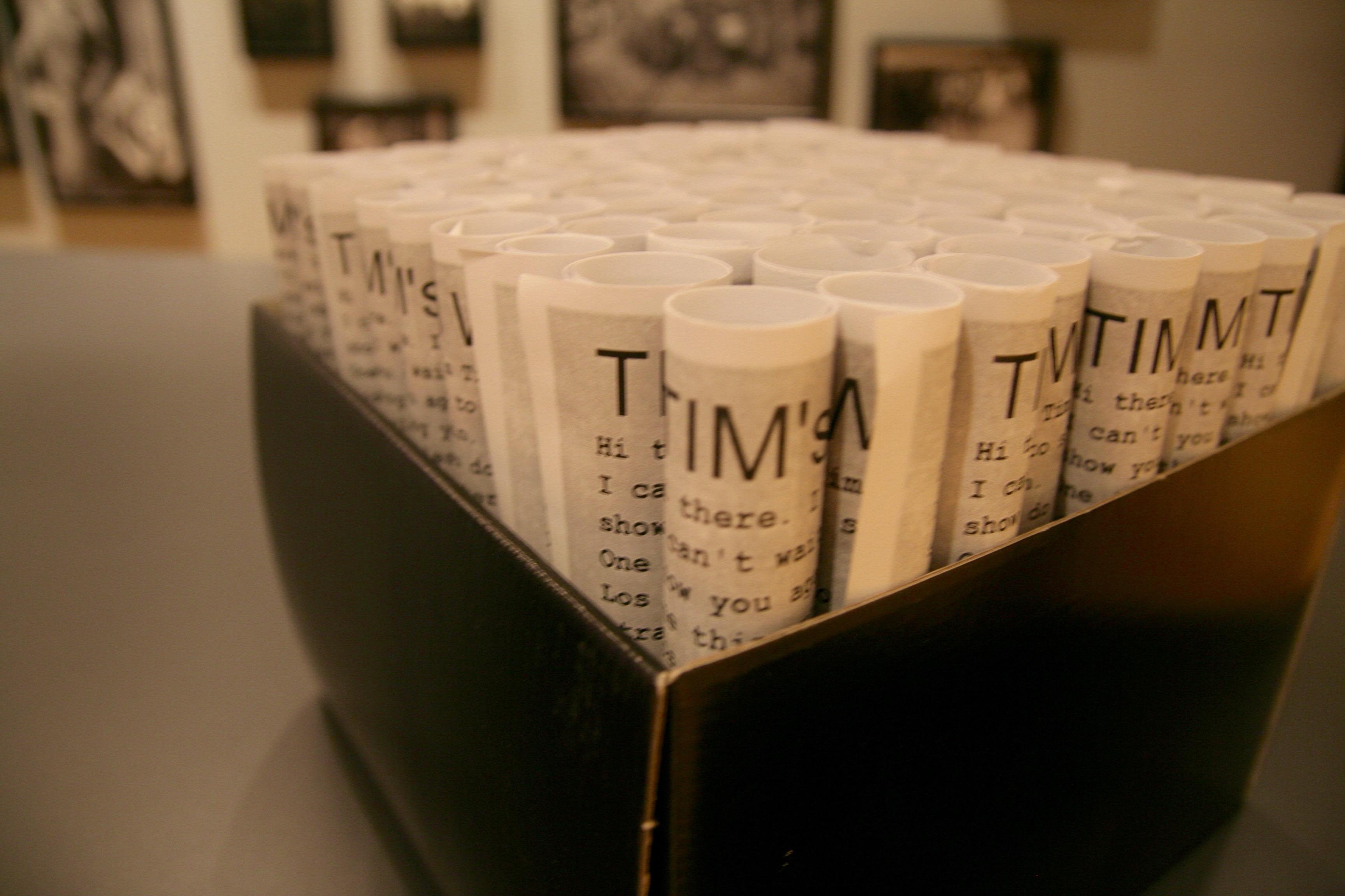 Tim Schou Flyer