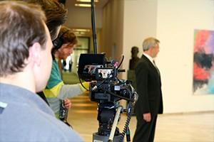 Videodreh Bosch