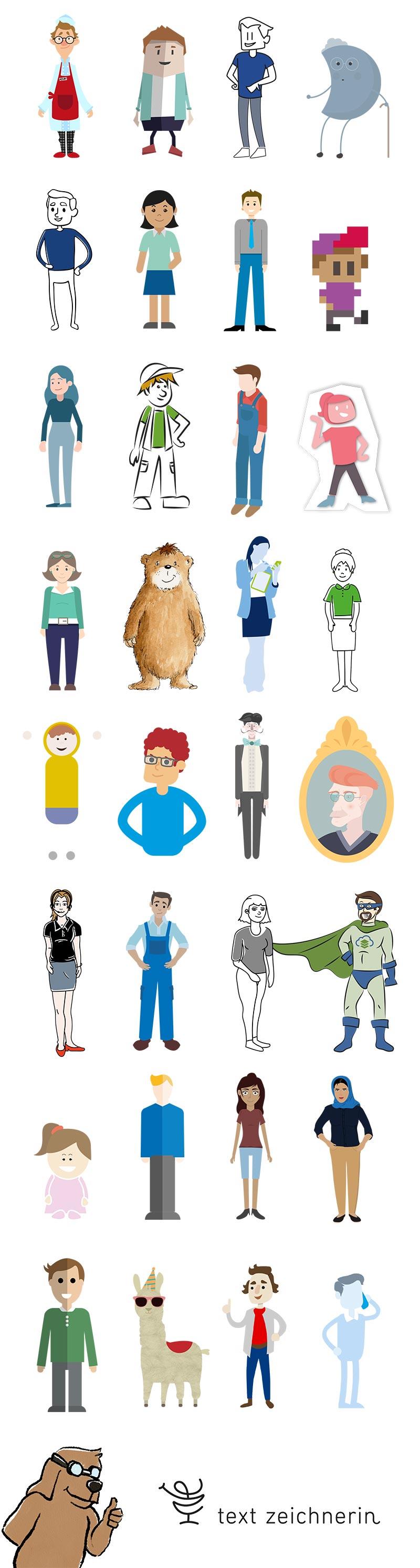 Charaktertypen