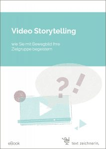 eBook Video Storytelling
