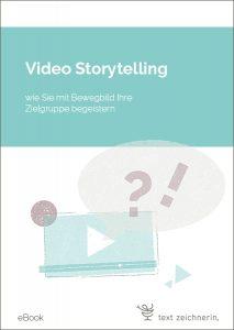eBook Video Storytelling
