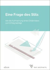 eBook Erklärvideo Stile