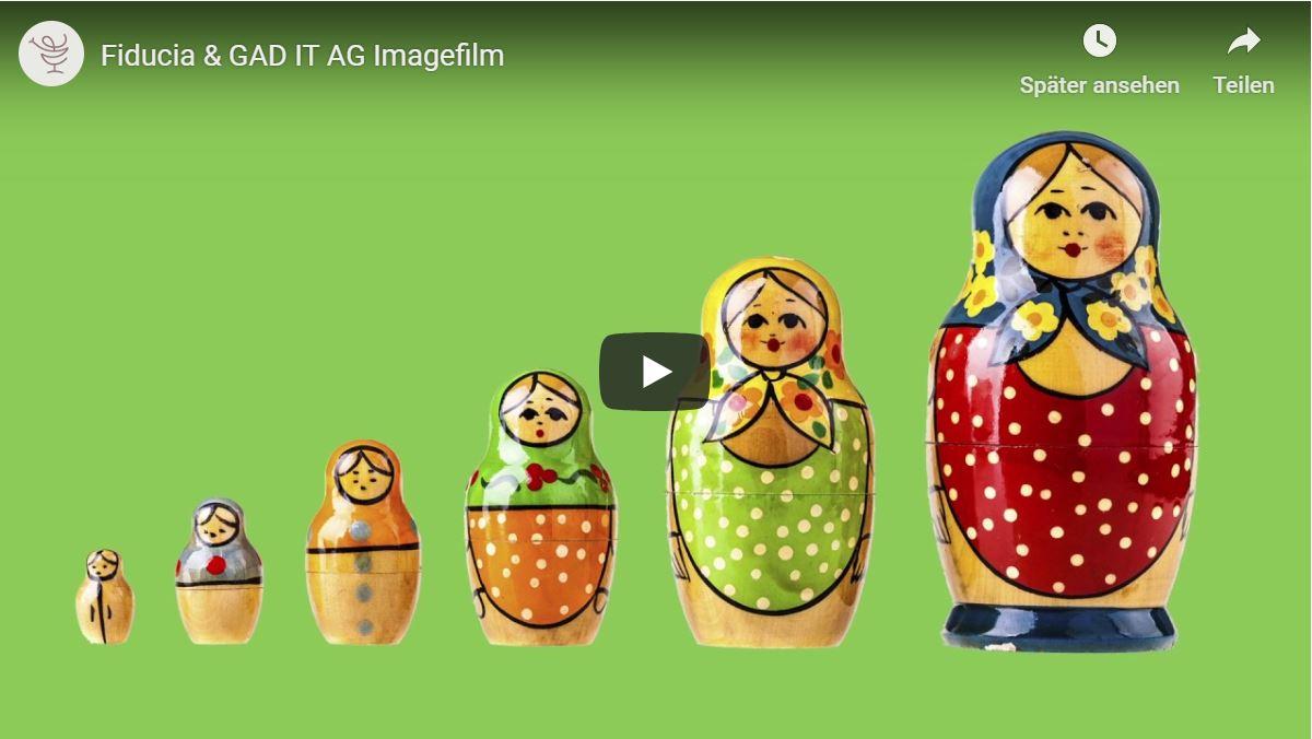 Imagefilm Fiducia & GAD IT AG