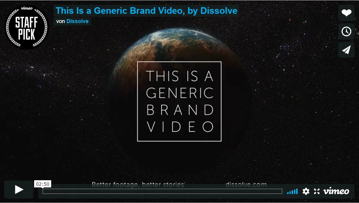 Generic Brand Video