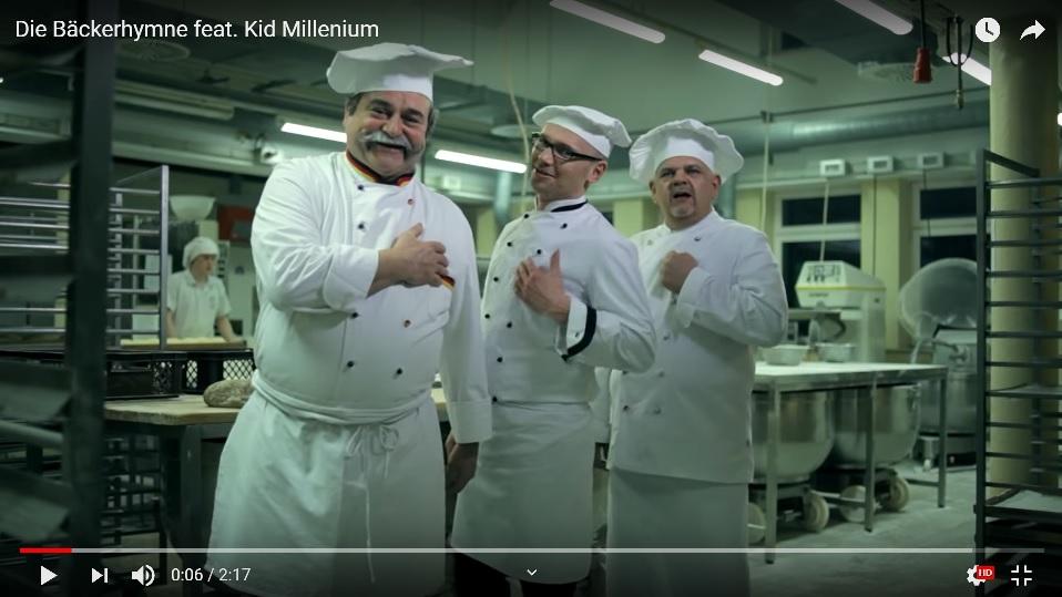 Link zu Recruiting Video der Deutschen Innungsbäcker